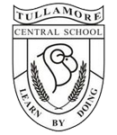 Tullamore Central School logo
